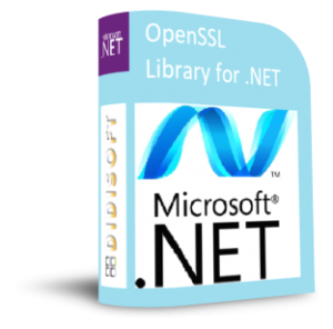 OpenSSL Library for  NET - DidiSoft OpenPGP solutions for